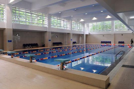 Tư vấn thiết kế, xây dựng hồ bơi trường học