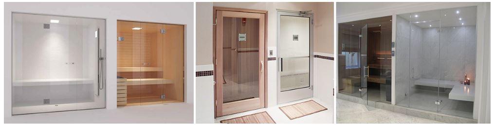 Phòng xông hơi khô và phòng xông hơi ướt