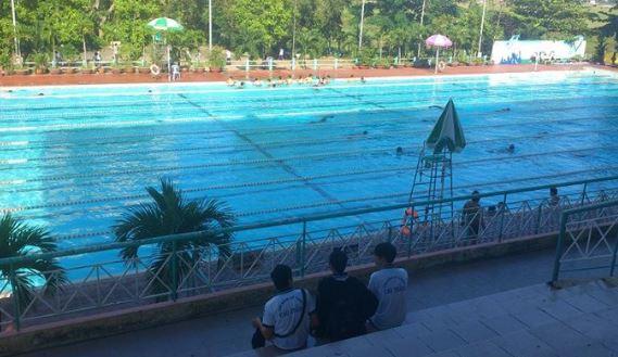 Địa chỉ hồ bơi phú thọ tại TPHCM