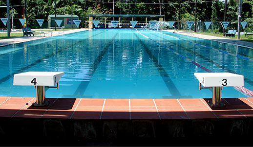 Cung cấp, thi công dây phao bục nhảy hồ bơi
