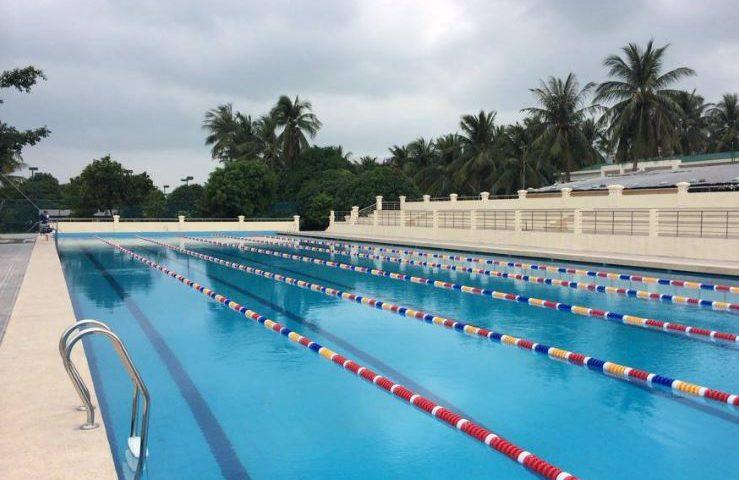 Dây phao chắn sóng hồ bơi, dây phao phân cách hồ bơi