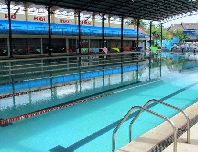 Địa chỉ hồ bơi Hải Quan tại TP. Hồ Chí Minh
