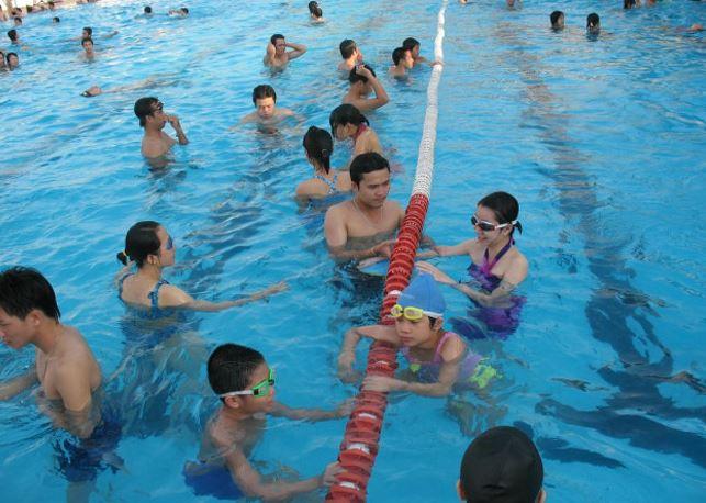Địa chỉ hồ bơi Kỳ Đồng tại TPHCM