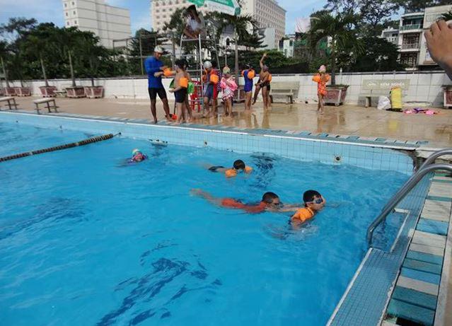 Địa chỉ hồ bơi Lam Sơn tại TPHCM