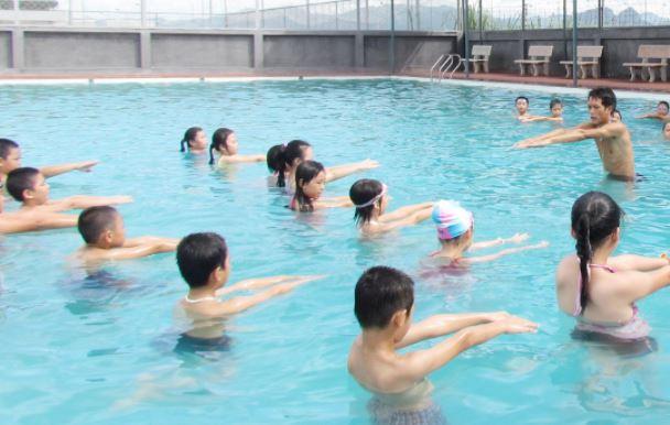 Tư vấn thiết kế hồ bơi trẻ em tại TP. Hồ Chí Minh