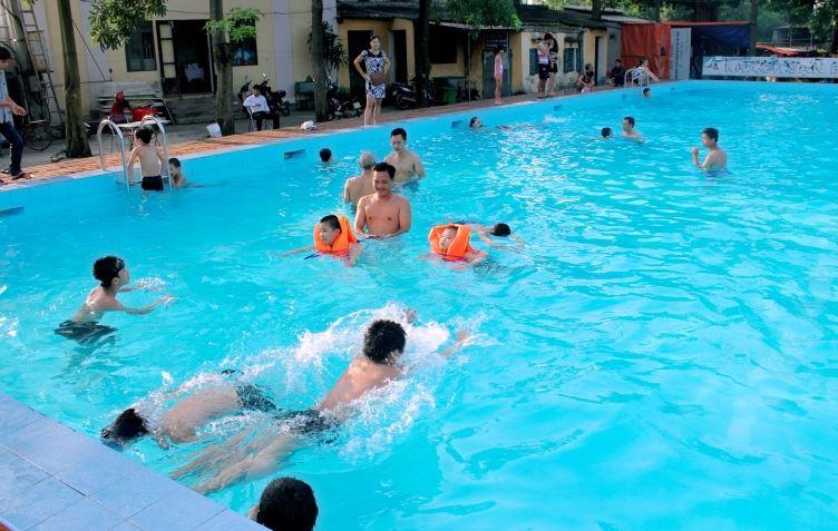 Tư vấn thiết kế hồ bơi công cộng giá tốt tại TPHCM