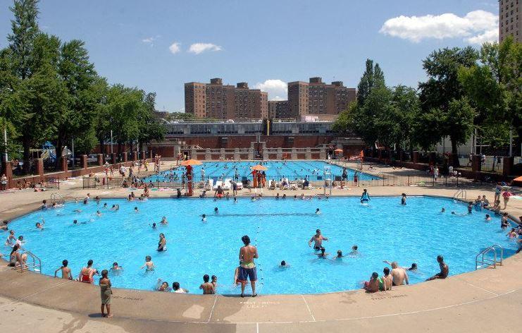 Thi công thiết kế hồ bơi công cộng, bể bơi công cộng tại TPHCM