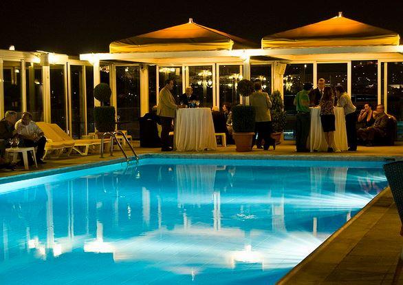 Thiết kế hồ bơi, bể bơi khách sạn đẹp, giá tốt chất lượng