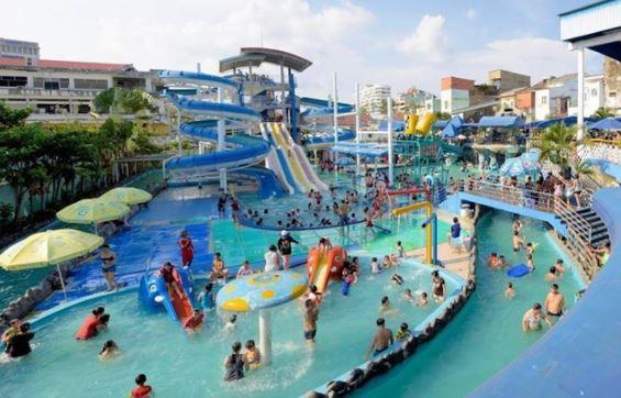 Báo giá tư vấn thiết kế hồ bơi trẻ em tại TP. Hồ Chí Minh