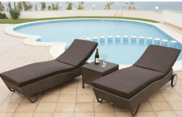 Ghế nằm hồ bơi, ghế nằm bể bơi